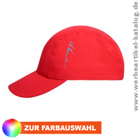3 Panel Cap with UV-Protection . funktionielles Werbecap mit Ihrem Logo!