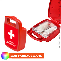 Notfall-Set Emergency - Werbemittel Made in Germany