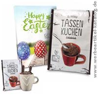 Osterkuchen Für Die Tasse Nette Werbeartikel Für Kunden An Ostern