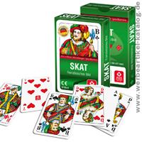 Kartenspiele Mit Skatkarten