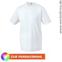 Sublimations T - Werbeshirt für Sublimationsdruck