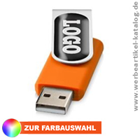USB Stick Rotate Domic - Werbeartikel mit Ihrem Logo per Doming..