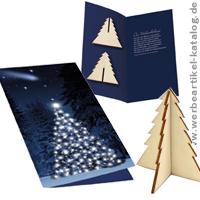 Bedruckte Weihnachtskarten.Einfallsreiche Werbegeschenke Weihnachten Und Weihnachtskarten Mit