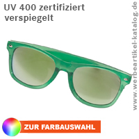 Werbeartikel Sonnenbrille  REFLECTION
